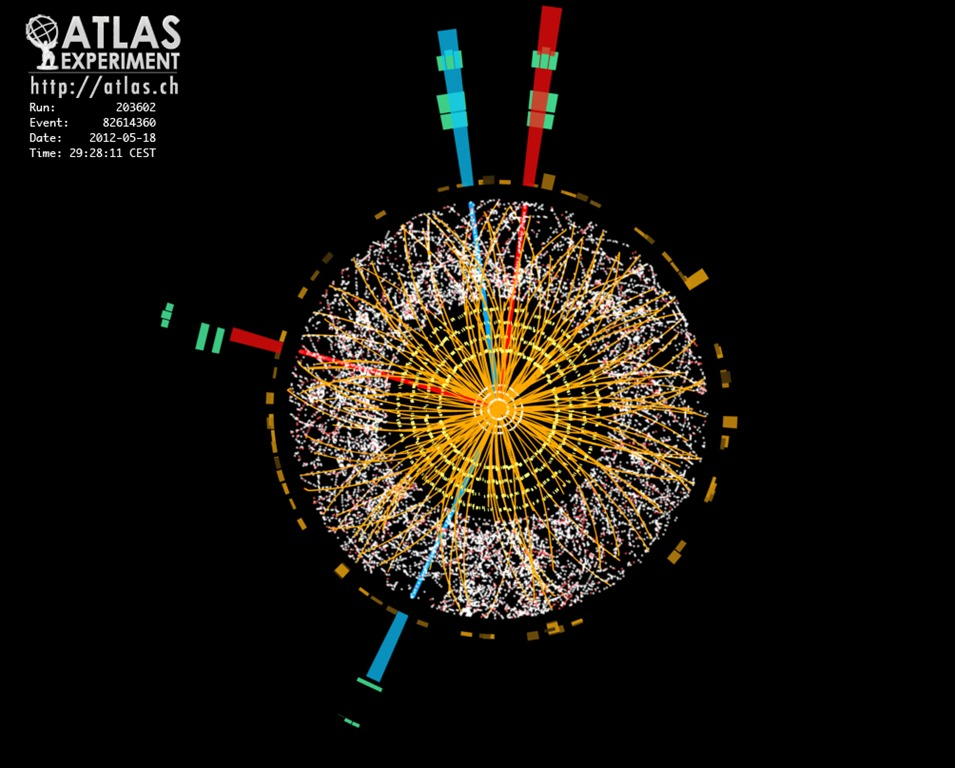 Behind the Scenes at CERN: An Account From ATLAS