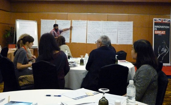 Event Report: ASM Science Communication Workshop
