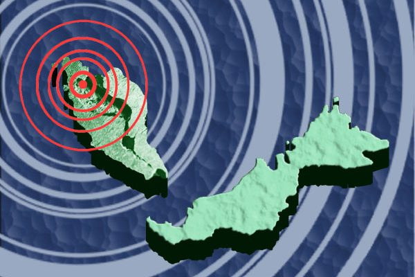 Lessons from the Baling Earthquake
