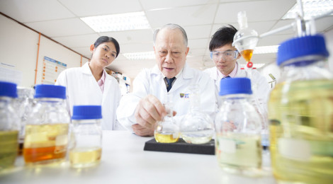 Meet the Scientist: Tan Sri Prof. Augustine Ong Soon Hock