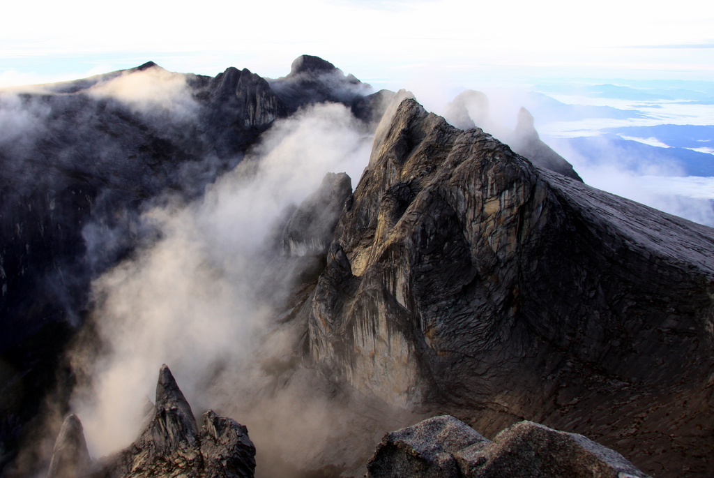 Malaysian-Dutch expedition unveils the  mysteries of Mount Kinabalu