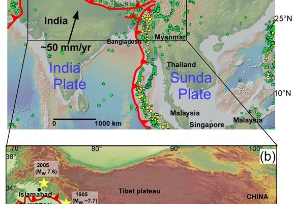 EARTHQUAKES ALONG PLATE BOUNDARIES IN SOUTHEAST ASIA: PART I