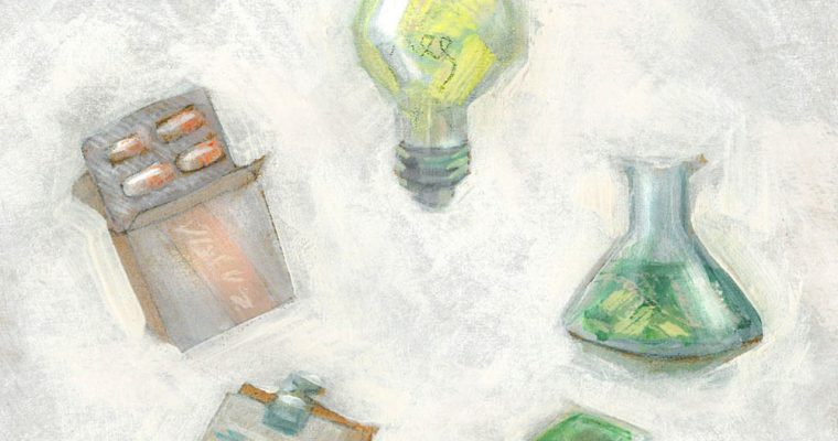 Technology Transfer: Taking scientific discoveries from lab bench to marketplace